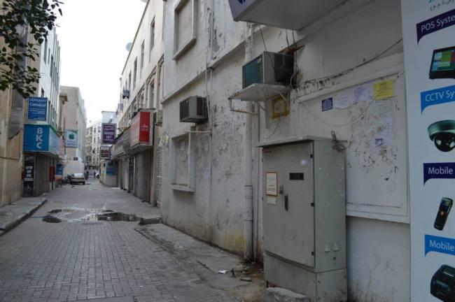 Old street Dubai