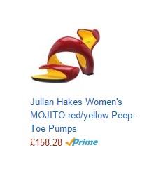 price mojito shoes